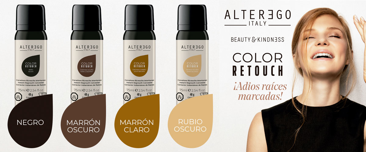 COLOR RETOUCH ALTEREGO ITALY